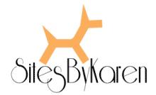 SitesByKaren.com Logo